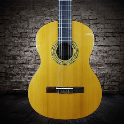 Manuel Rodriguez Caballero 11 Classical Guitar - Natural (Handcrafted in Spain) for sale