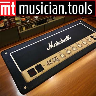 "Marshall JCM800 Lead Decorative Rug 15¾"" x 35½"""