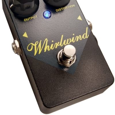 Whirlwind Rochester Gold Box Distortion Pedal for sale
