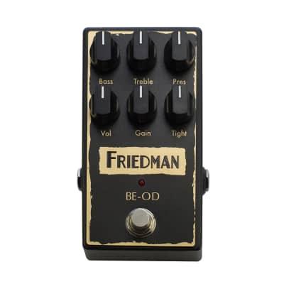 Friedman BE-OD Overdrive Guitar Effect Pedal