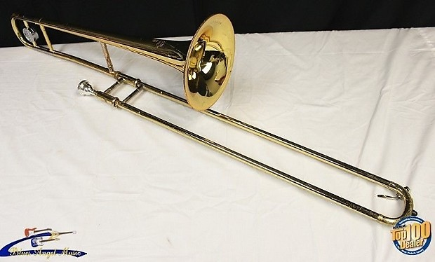 1da889c1eec Yamaha Advantage Trombone YSL-200AD w/HSC, Play Tested, Good | Reverb