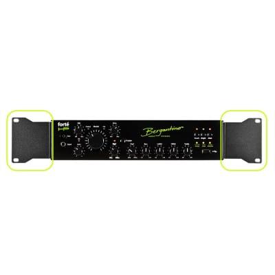 Bergantino Rack Ears for Forte HP Amp *NEW-IN-BOX*