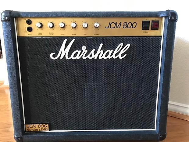 marshall jcm 800 4010 1x12 50w combo reverb. Black Bedroom Furniture Sets. Home Design Ideas