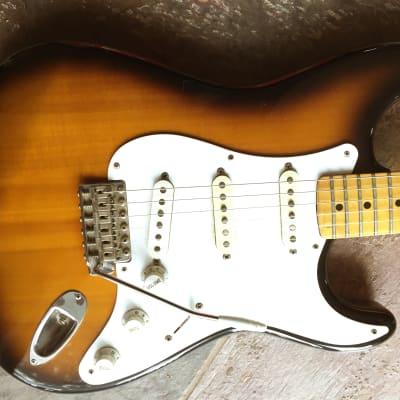 Fender '57 Stratocaster MIJ, 1991,  2 Tone Sunburst for sale