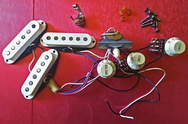 1989 Fender American Standard Stratocaster Pickups Reverb