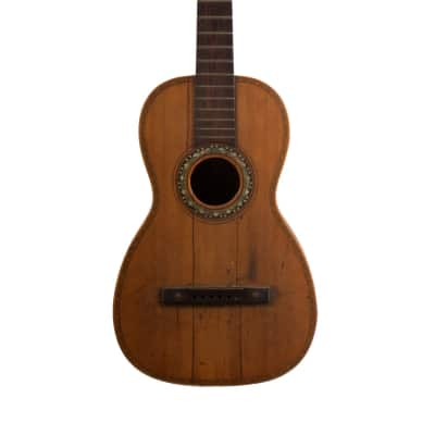 German Guitar 19th Century for sale