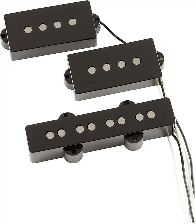 new fender yosemite p j bass pickup set precision jazz reverb. Black Bedroom Furniture Sets. Home Design Ideas