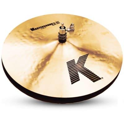 "Zildjian 14"" K Series Mastersound Hi-Hat Cymbal (Top)"