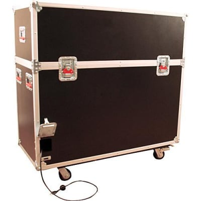 "Gator G-TOURLCDLIFT65 G-Tour 65"" LCD / Plasma Monitor ATA Lift Road Case"