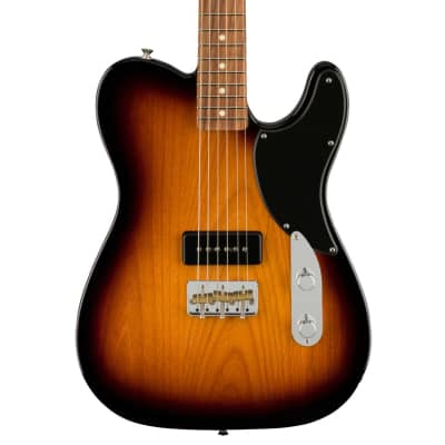 Fender Noventa Telecaster Pau Ferro 2-Color Sunburst