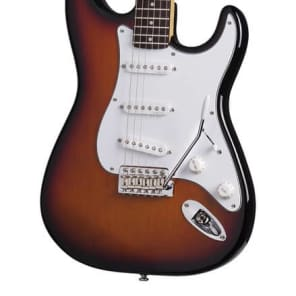 Schecter TRADITIONAL STAND 3-Tone SB California Vintage Collection, Traditional Standard, 3-Tone Sunburst, 3044 for sale