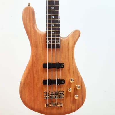 Warwick Streamer Stage II Masterbuilt 4-string Bass Guitar, handcrafted in Germany for sale