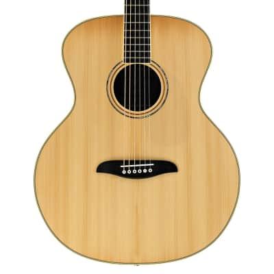 Alvarez YB70 Baritone Acoustic Guitar (with Case)
