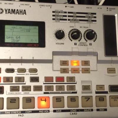 Yamaha  SU-200 1999 MIJ sampler with extra smart media cards!!