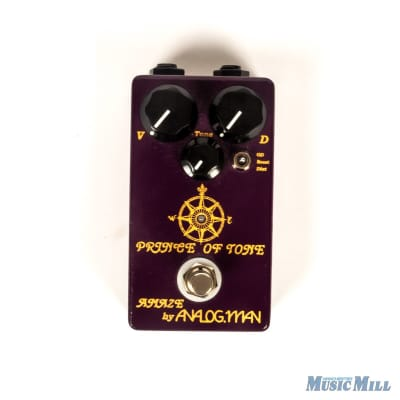 Analog Man Prince of Tone Overdrive (USED) for sale