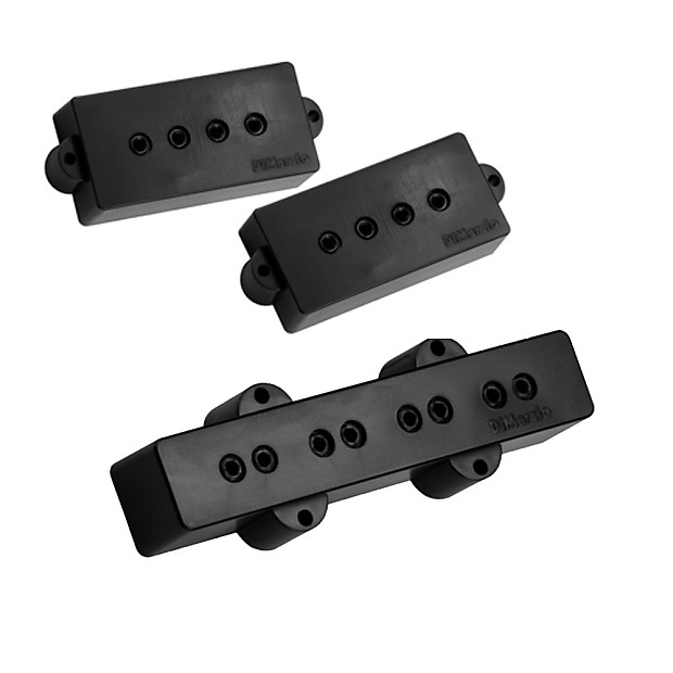 dimarzio dp126 model p j precision jazz bass pickup set reverb. Black Bedroom Furniture Sets. Home Design Ideas