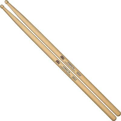 Meinl SB105 Hybrid 7A (Pair) Drum Sticks w/ Video Link