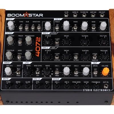 Studio Electronics Boomstar 4072 MKII Desktop Synth