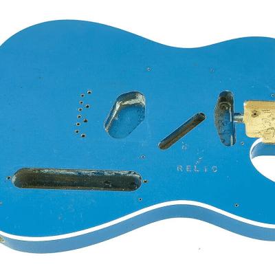 Fender Custom Shop '60 Reissue Telecaster Custom Body