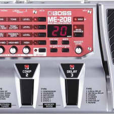 Boss ME-20B MULTI EFFECTS BASS PEDAL