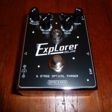 Spaceman Effects Explorer Deluxe Phaser Chrome Edition #1/13