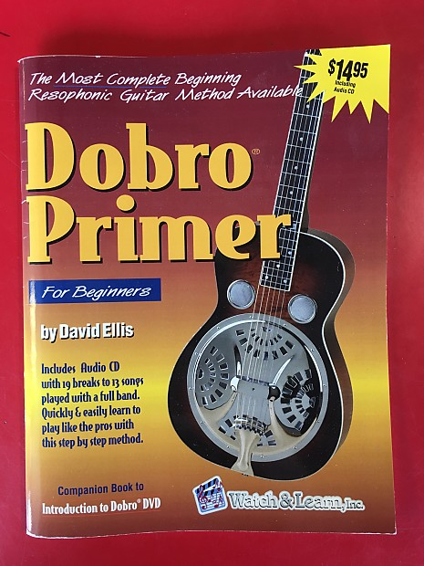 Watch & Learn Dobro Primer For Beginners