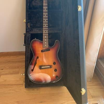 Fender HMT Dark sunburst for sale