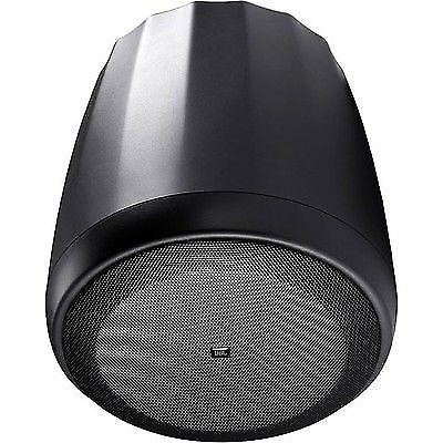 jbl 67 p t 6 1 2 quot pendant speaker in black with