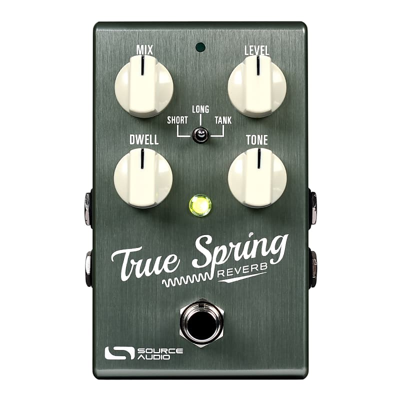 Source Audio SA247 One Series True Spring Reverb Effects Pedal