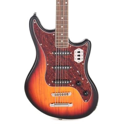 Schecter Hellcat VI Baritone 3-Tone Sunburst for sale