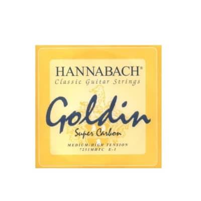 Hannabach Goldin 7251MHTC 1st. E