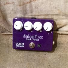 323 Effects Salem Fuzz-Attack Captain-USED Circa 2016