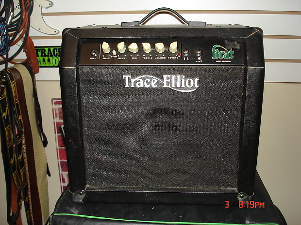 Trace Elliot Brat 15 Guitar Combo Amp | Basically Bass