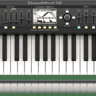 Behringer Deepmind 12 Analog Polyphonic Synthesizer (DEEPMIND12)