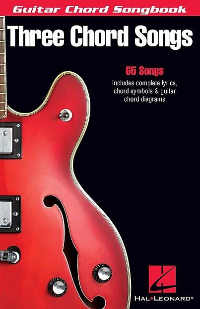 Three Chord Songs Lyricschord Symbolsguitar Chord Diagrams Reverb