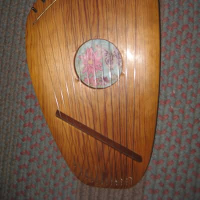 Hand Crafted Lyre Therapy Harp 12 Metal Strings