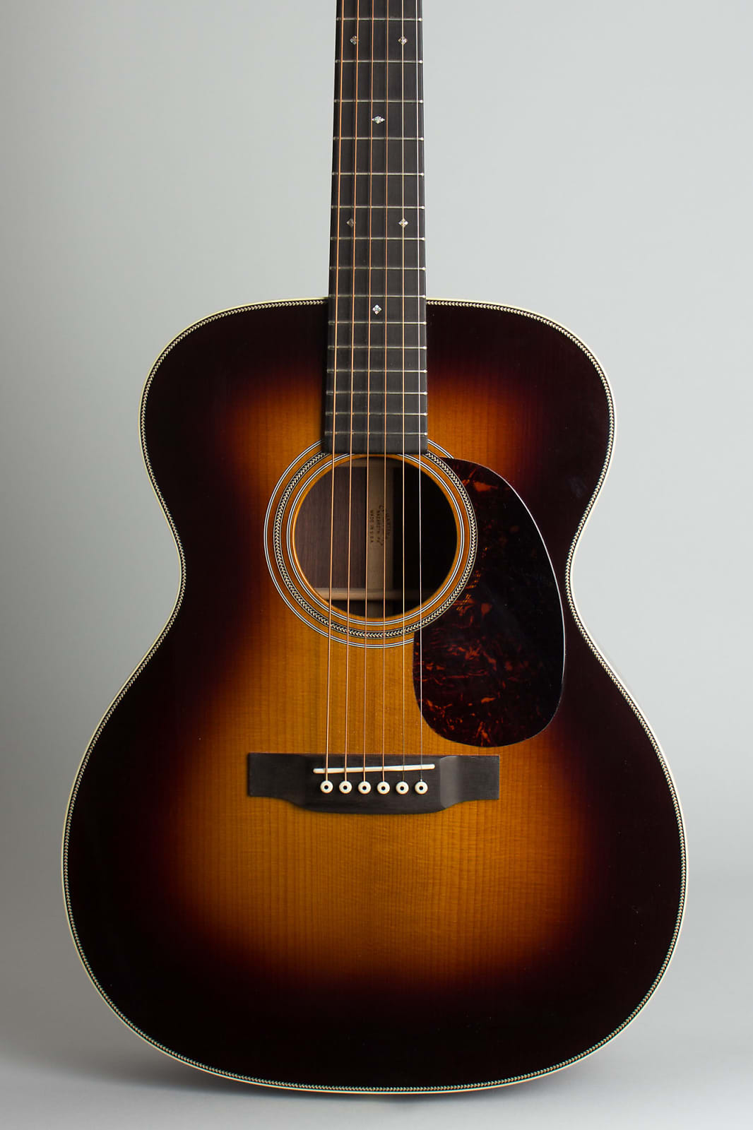 C. F. Martin  000-28 Custom Shop Flat Top Acoustic Guitar (2014), ser. #1844219, original black hard shell case.