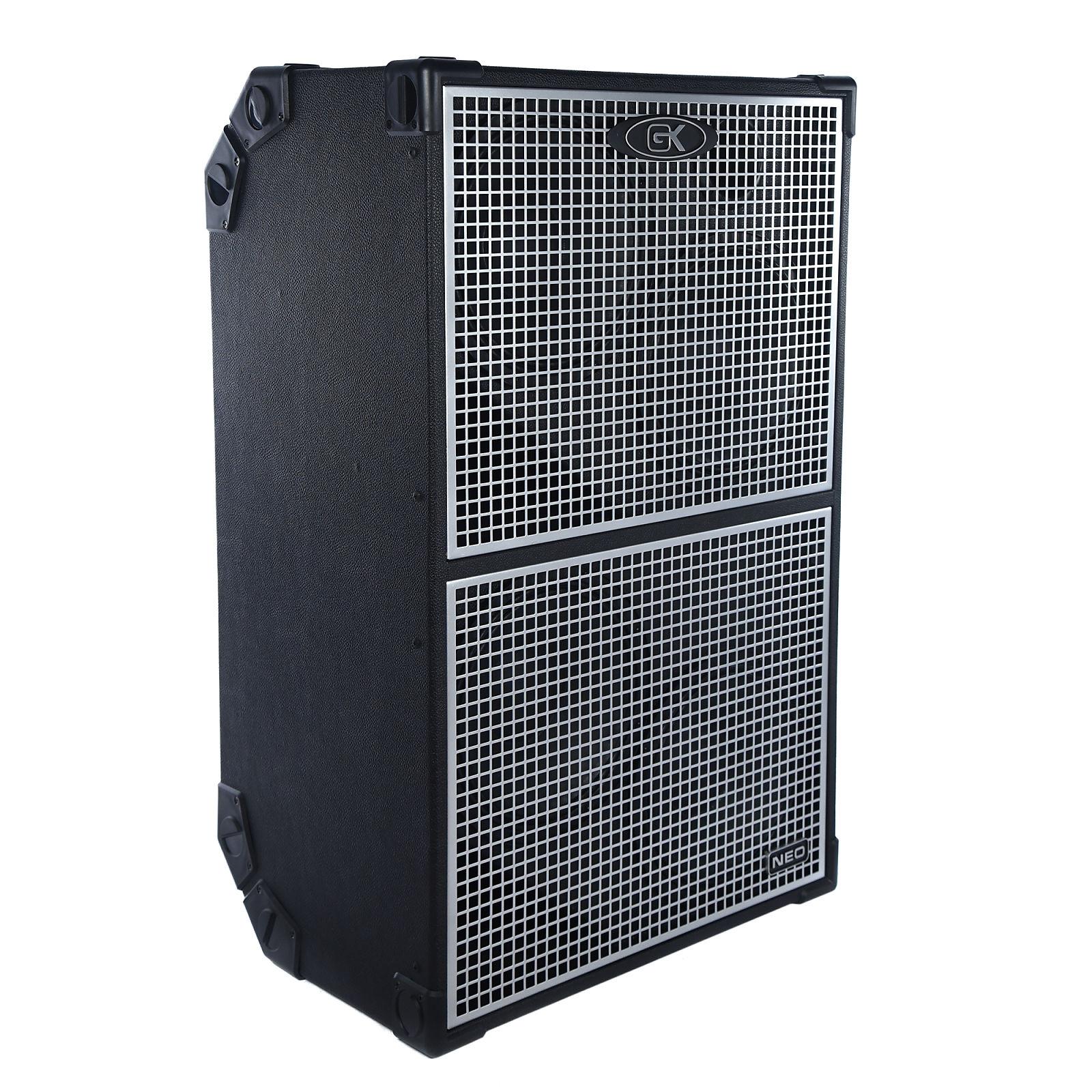 """Gallien-Krueger Neo412 1200W 4 Ohm 4x12"""" Cabinet"""