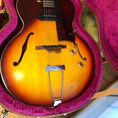 L48 ES-330 T120B Diamond Black Trapeze Tailpiece for Gibson L-50 ES-125