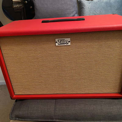 Zilla Fatboy 2x12 Red for sale