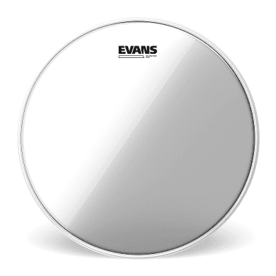 """Evans S12H30 Clear 300 Snare Side Drum Head - 12"""""""