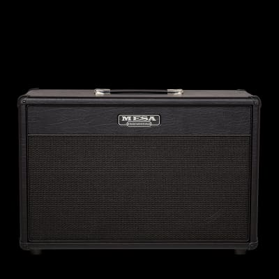 MESA/Boogie 2x12 Lone Star Cabinet - Black Taurus / Black Jute for sale
