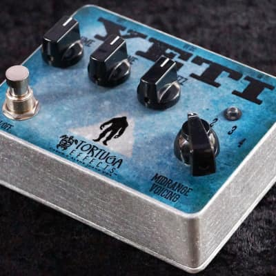 Tortuga Effects Yeti Classic Dual Fuzz-Stortion