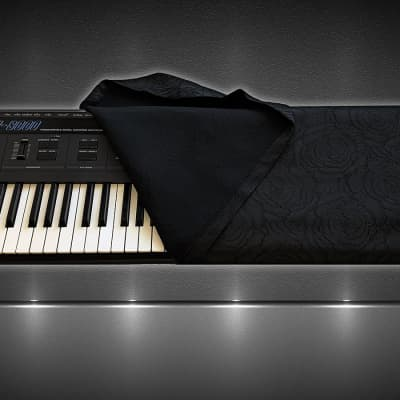 SM KORG DW-8000 Luxury Dust Cover