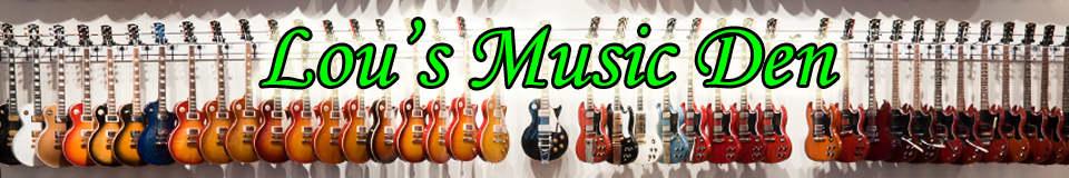 Lou's Music Den