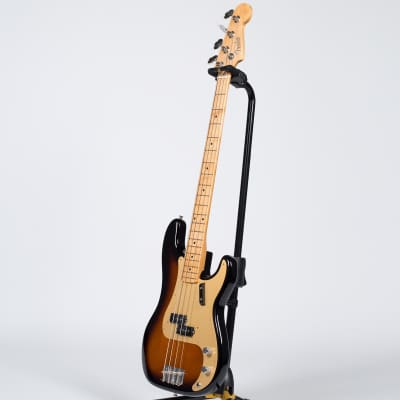 Fender American Original '50s Precision Bass - Maple, 2-Color Sunburst for sale