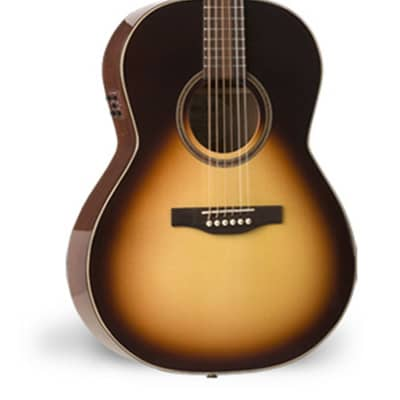 Simon & Patrick 034581 Woodland Pro Folk Sunburst HG A3T Acoustic Electric 6 String for sale