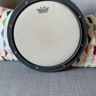 "Remo Practice Pad - Tunable Ambassador Coated Drum Head 10"""