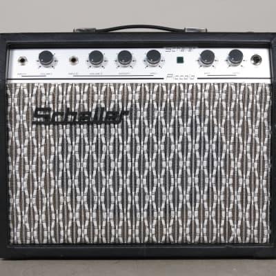 Schaller Piccolo vintage 40W amplifier (serviced) for sale