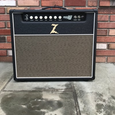 "Dr. Z MAZ 18 Junior Reverb MKII 18-Watt 2x10"" Guitar Combo"